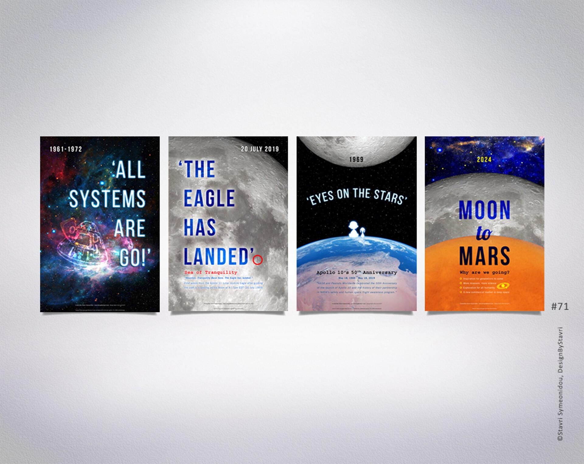 Stavri Symeonidou - SPACE EXPLORATION: Past and Future