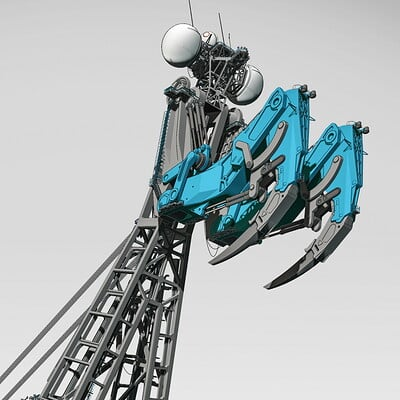 Mohammx hossein attaran mantis assembled detailed4