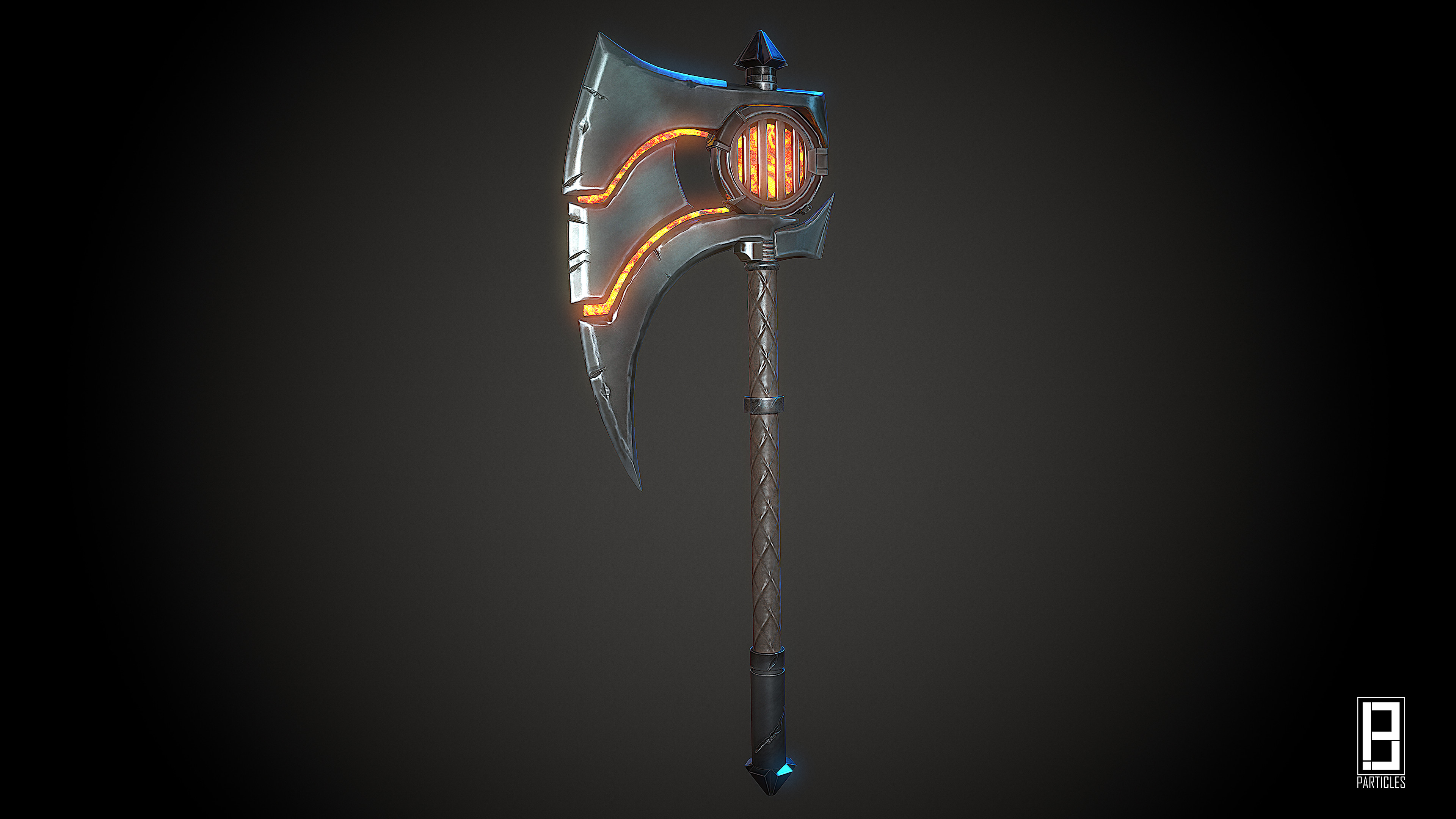 Forge Axe