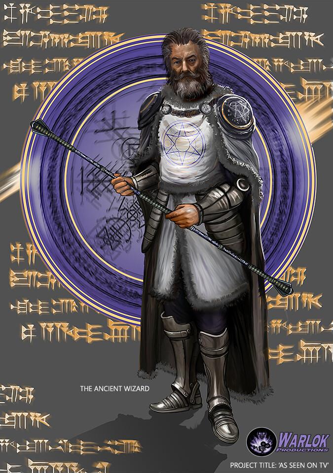 Vibhas virwani ancient wizard