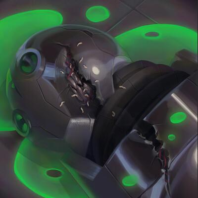 Chiara rovot rovoletto titanium flesh 03