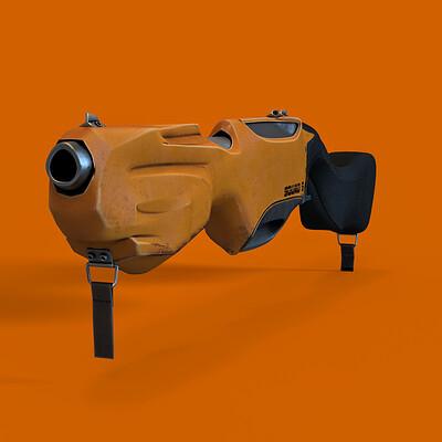 Federico zimbaldi rifle 569