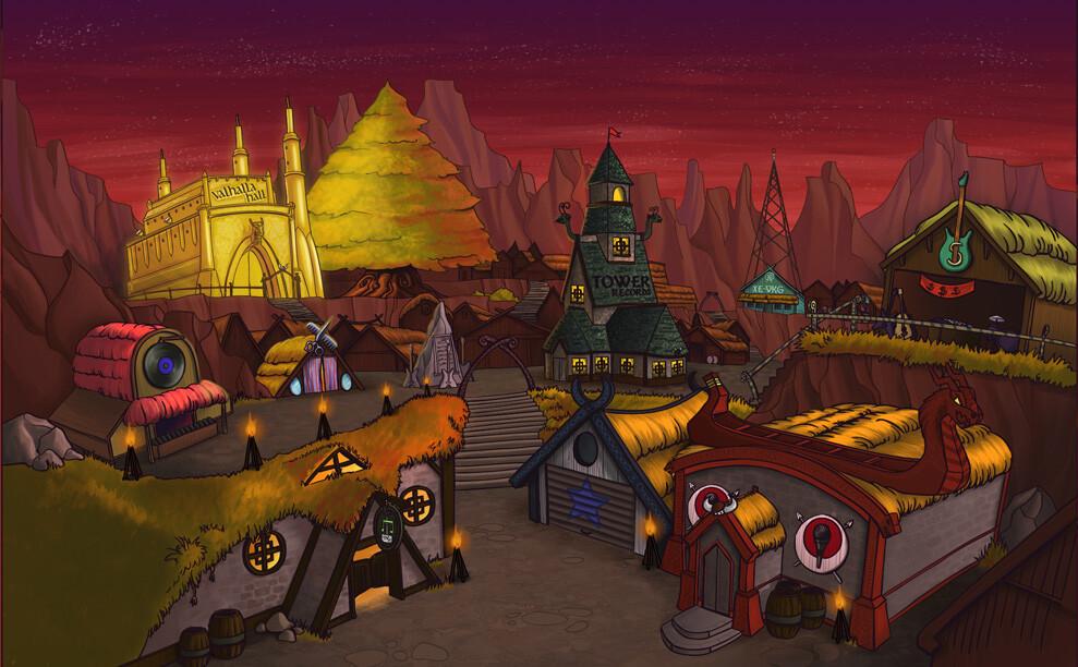 Viking City