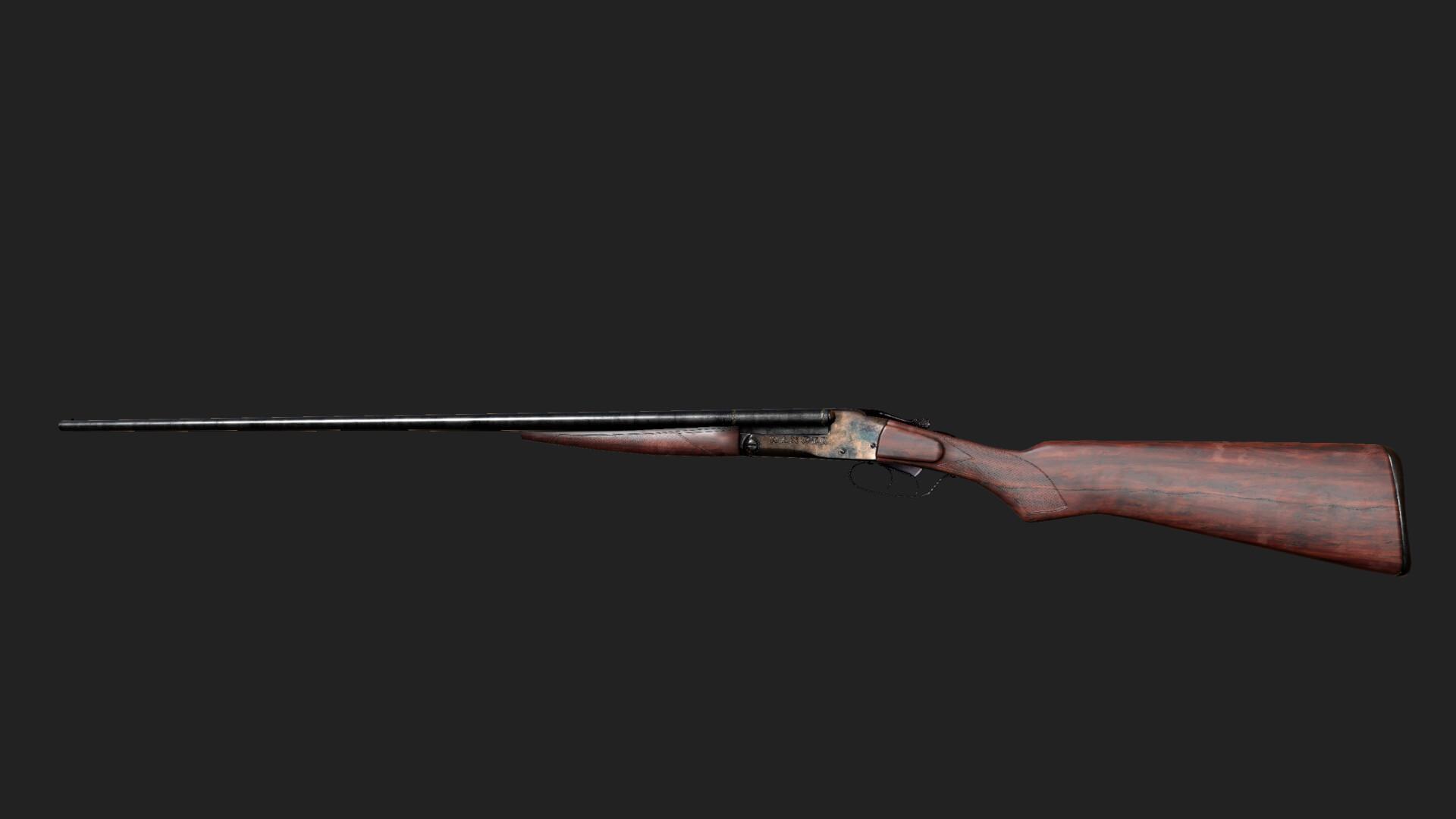 Jordan cameron ranger shotgun 1