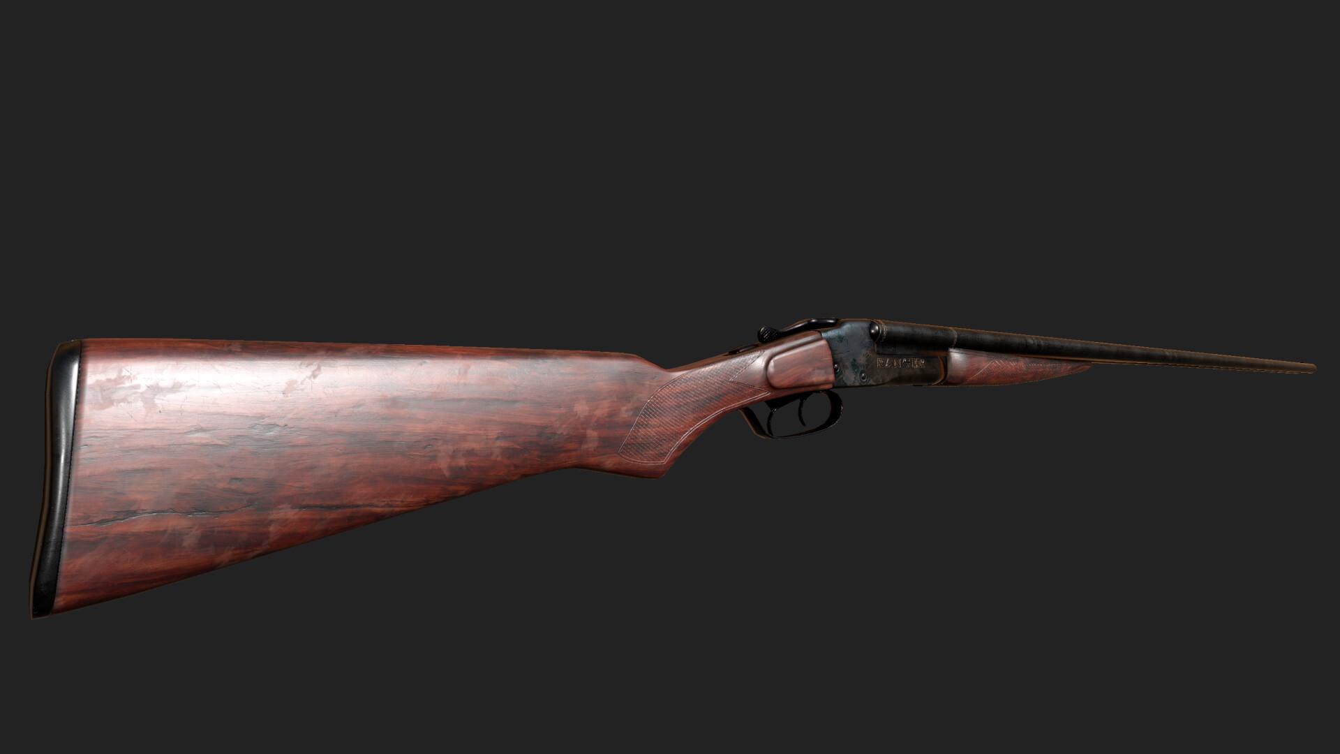 Jordan cameron ranger shotgun 2