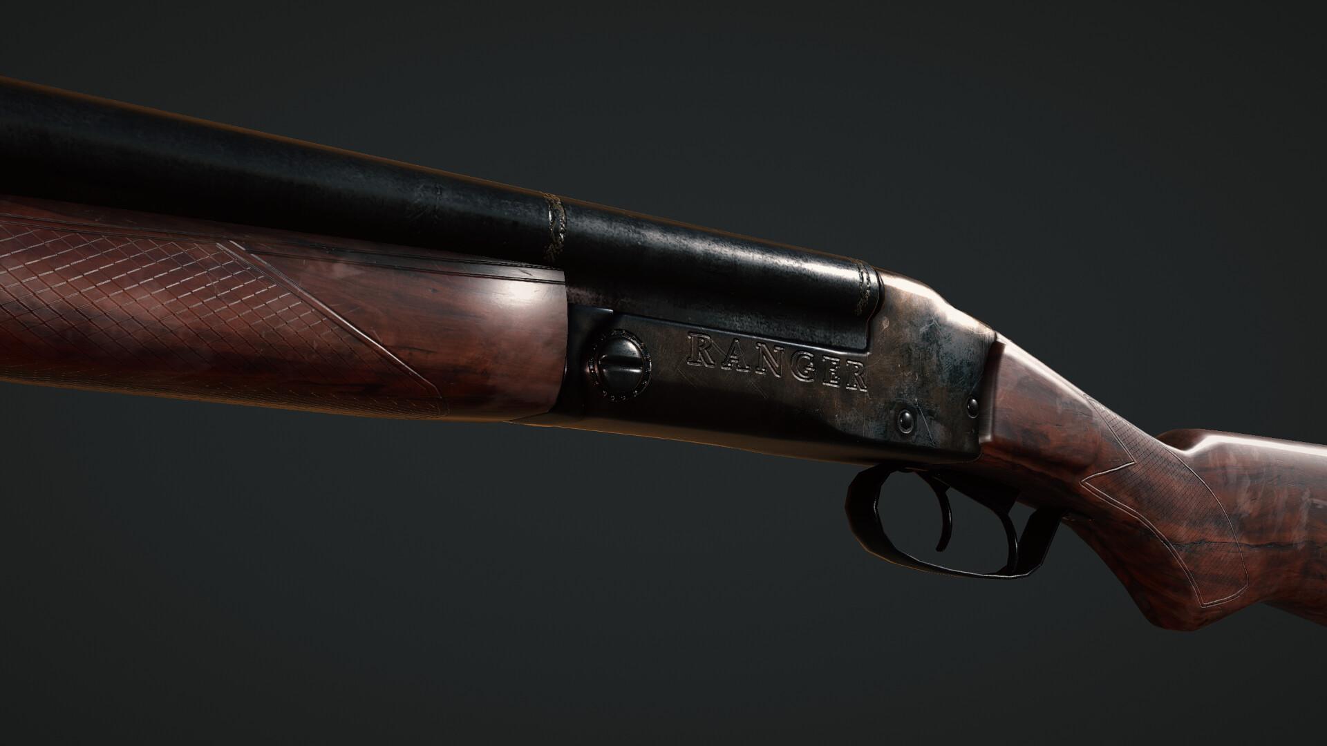 Jordan cameron ranger shotgun 8