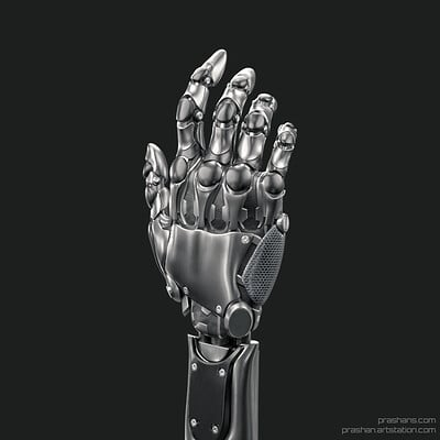 Prashan subasinghe cybernetic hand 02e