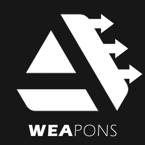NEXT: WEAPONS