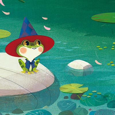 Florence guittard magicfrog ok bd