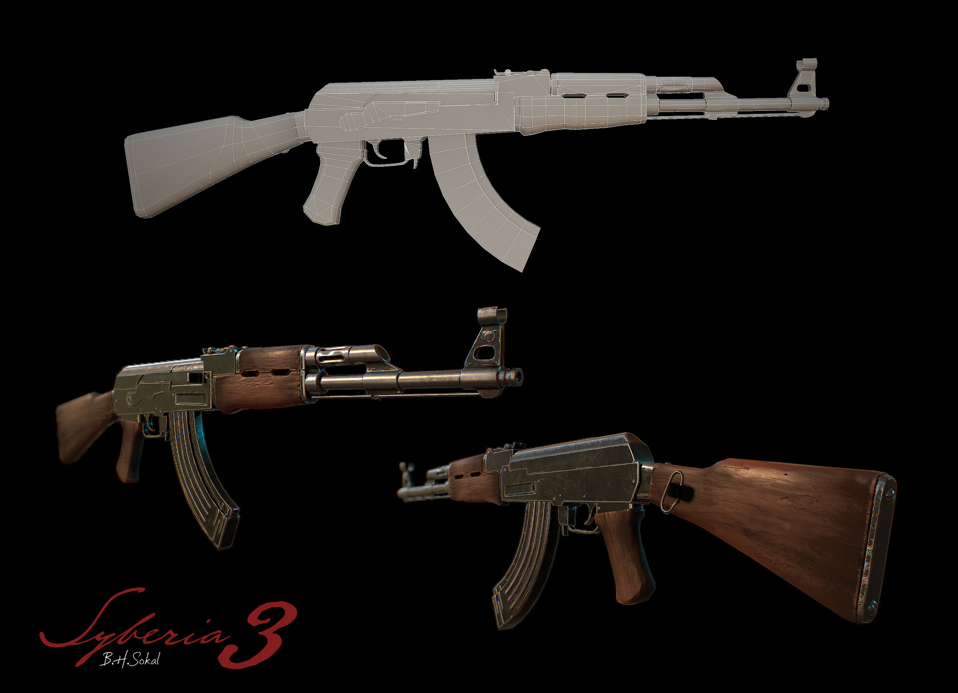 Anthony laurent anthony laurent ak47
