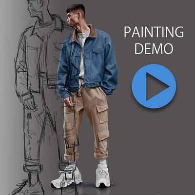 Daniel clarke demo add