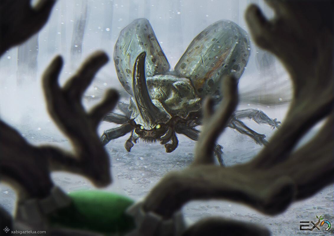 [EXO: Mankind Reborn] - Beetle Vs Snowmane