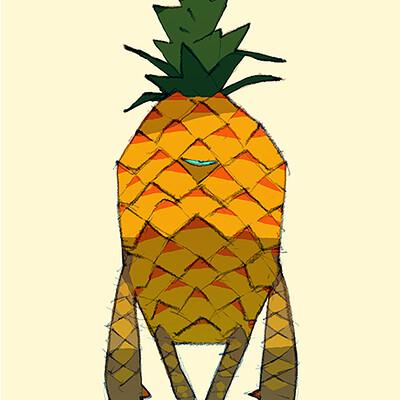 Satoshi matsuura 2019 08 05 pineapple golem s