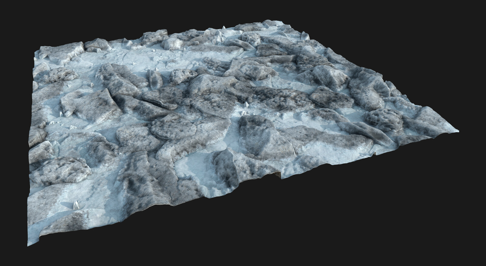 scan-based rock-material