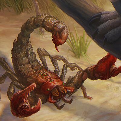 Xabi gaztelua scorpion vs mel low
