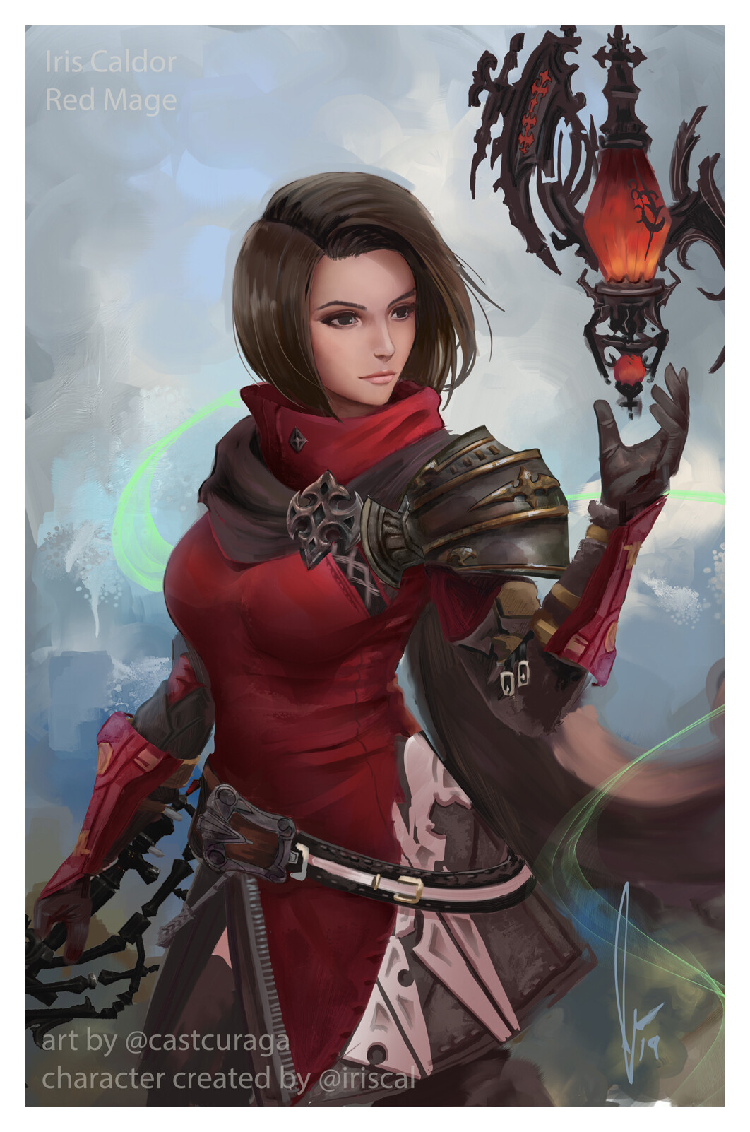 Iris - FFXIV