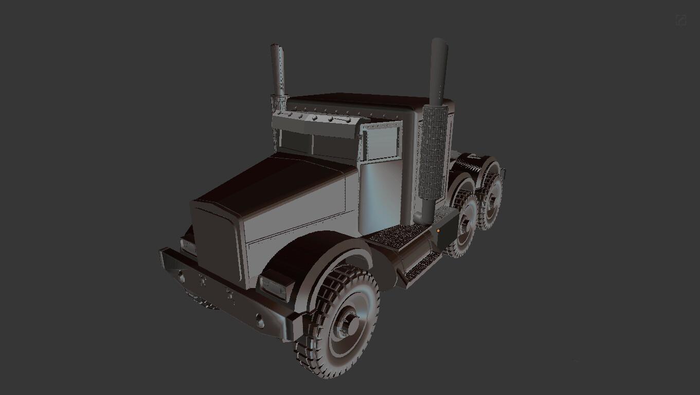 Truck massout1
