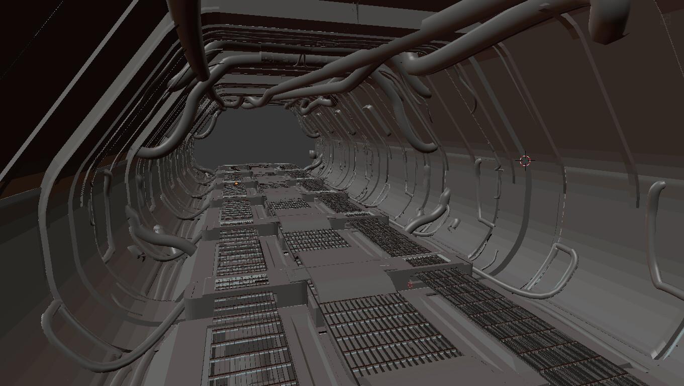 tunnel massout