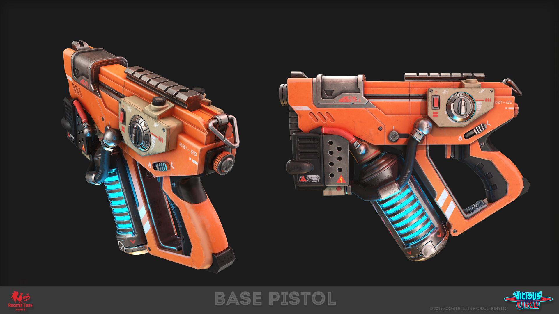 Markel milanes markel milanes pistol 03