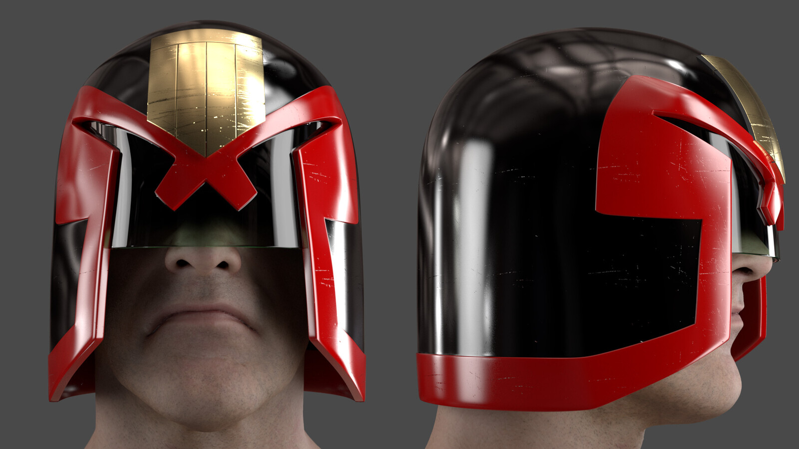 Dredd (Jock version)