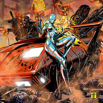 Atom cyber hubrid dark war clear