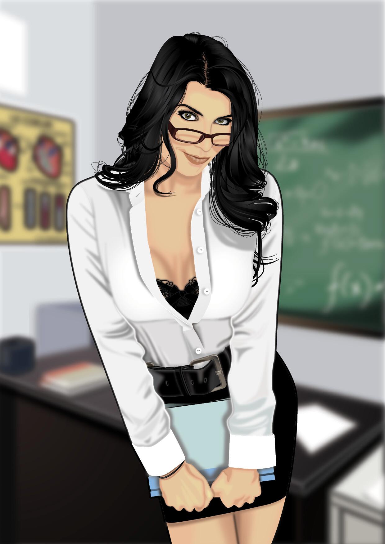 Teacher pics sexy NYC teacher