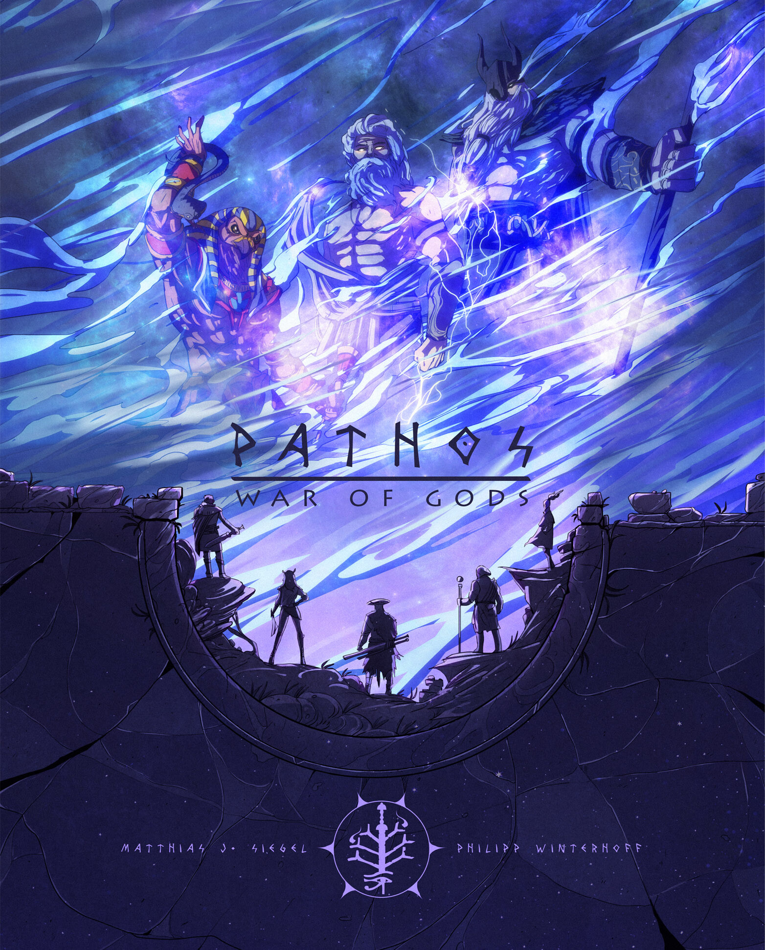 Gods Cover