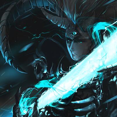 Aj ramos demon king baran 3