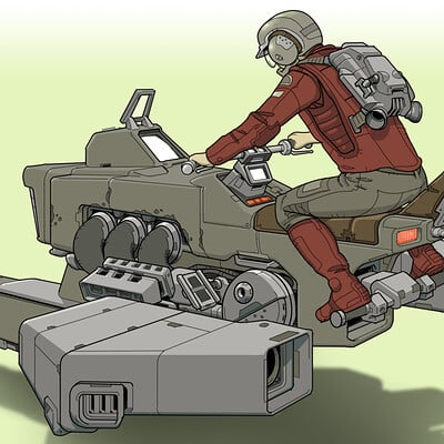 Paul adams trike vehicle 007