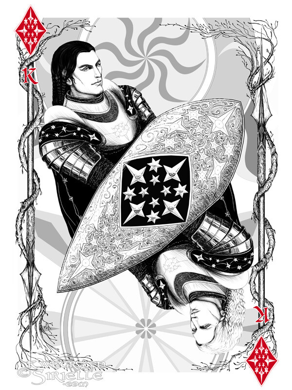 King of Diamonds variant