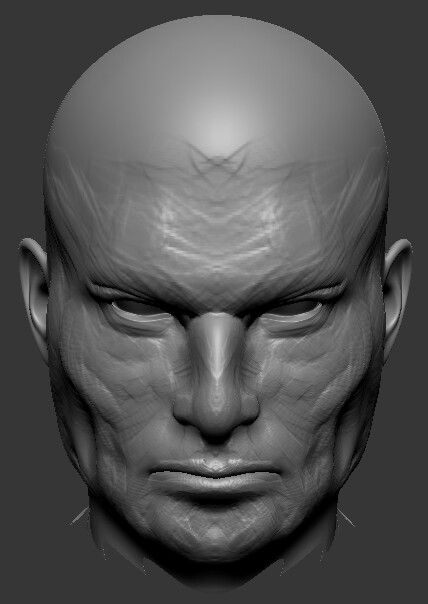 Late-Night Sculpting Session #4