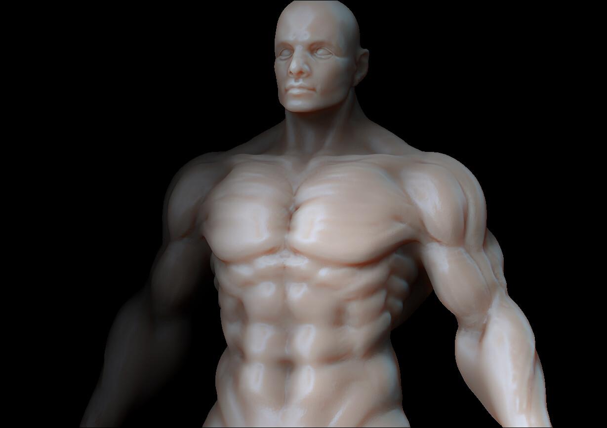 Speedsculpt - Man