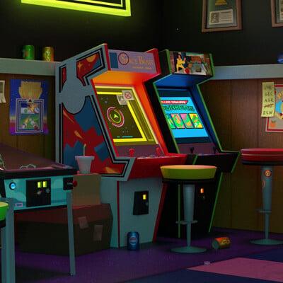 Jason rumpff arcade scene final
