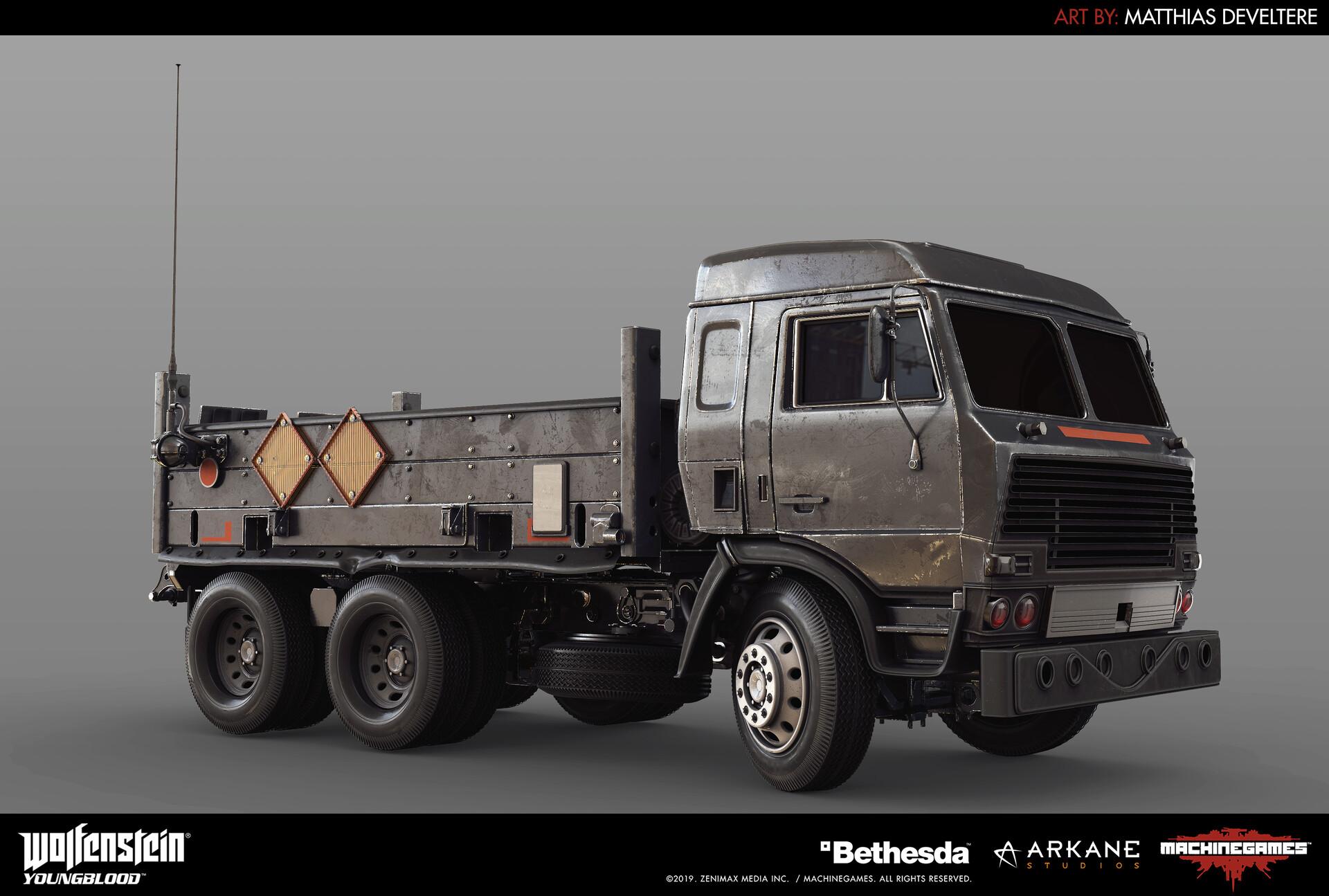 Matthias develtere truck 1
