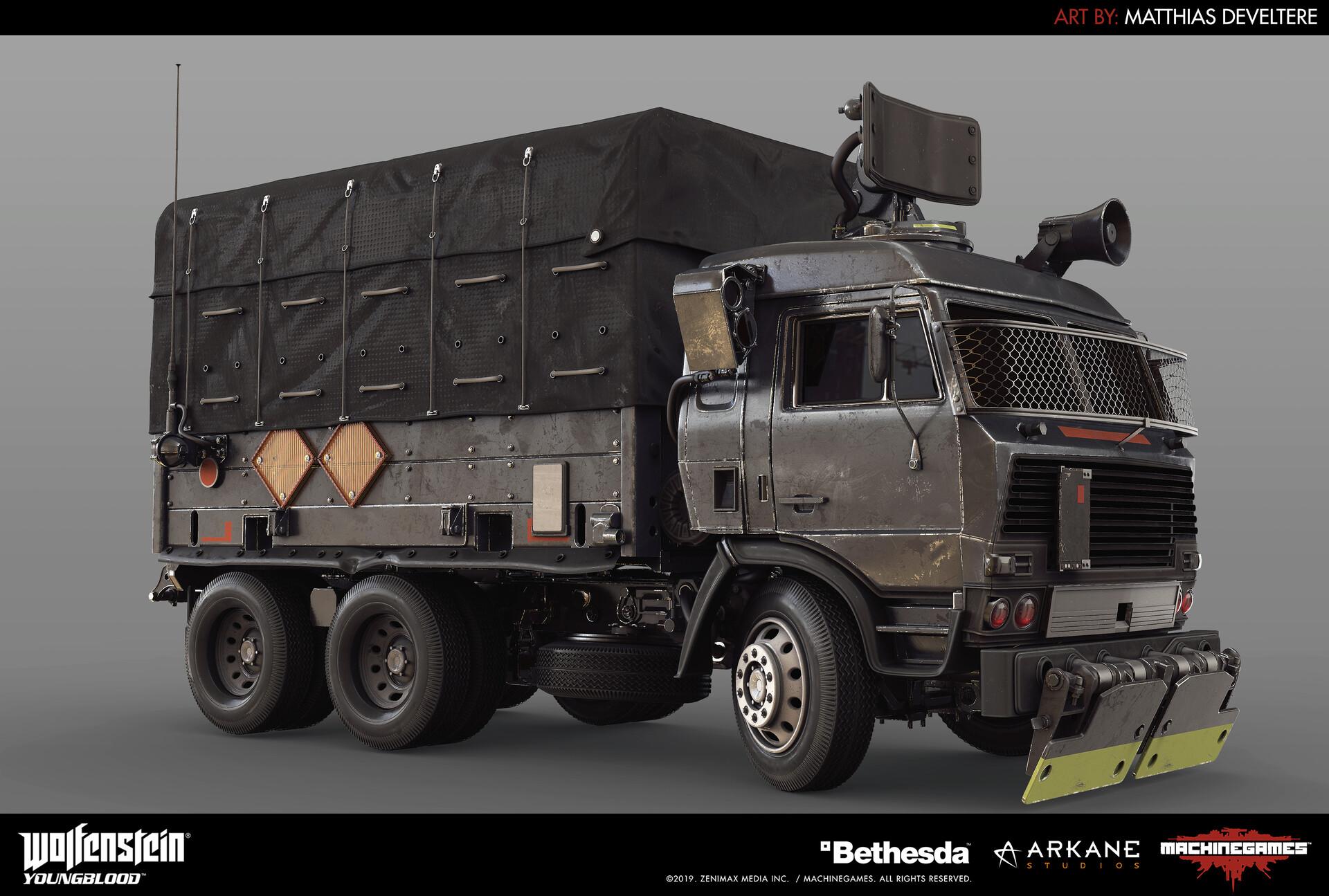 Matthias develtere truck 2