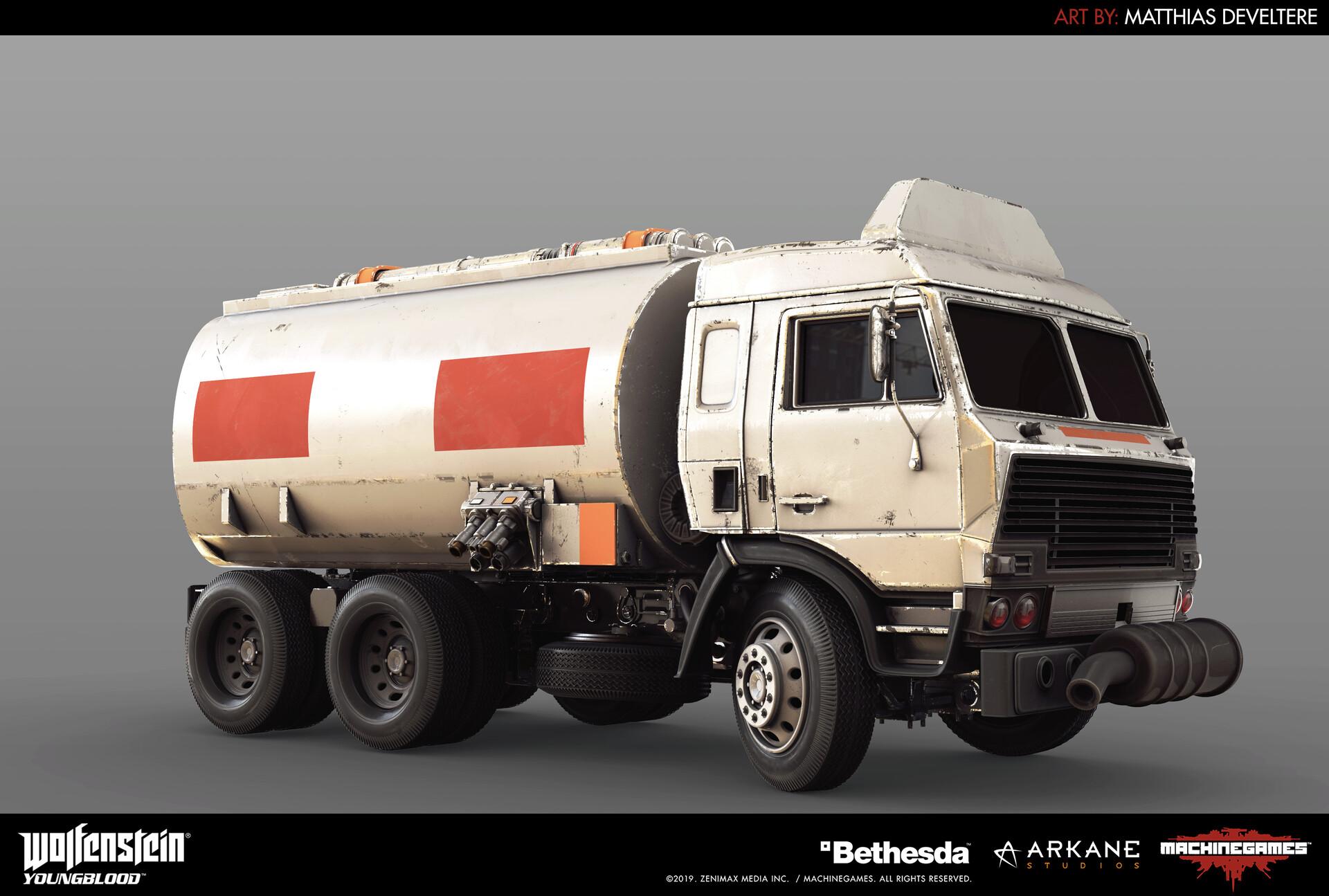 Matthias develtere truck 4