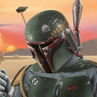 Dwayne stacho boba fett web two