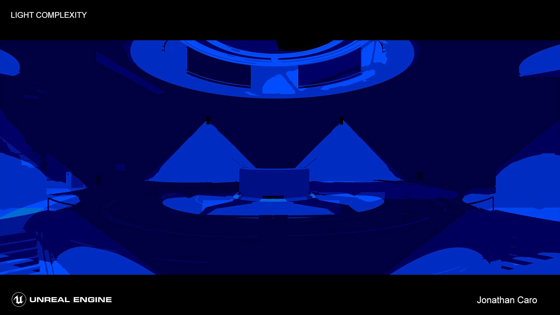 Jonathan caro joncaro unreallightstudy shot01 lightcomplexity