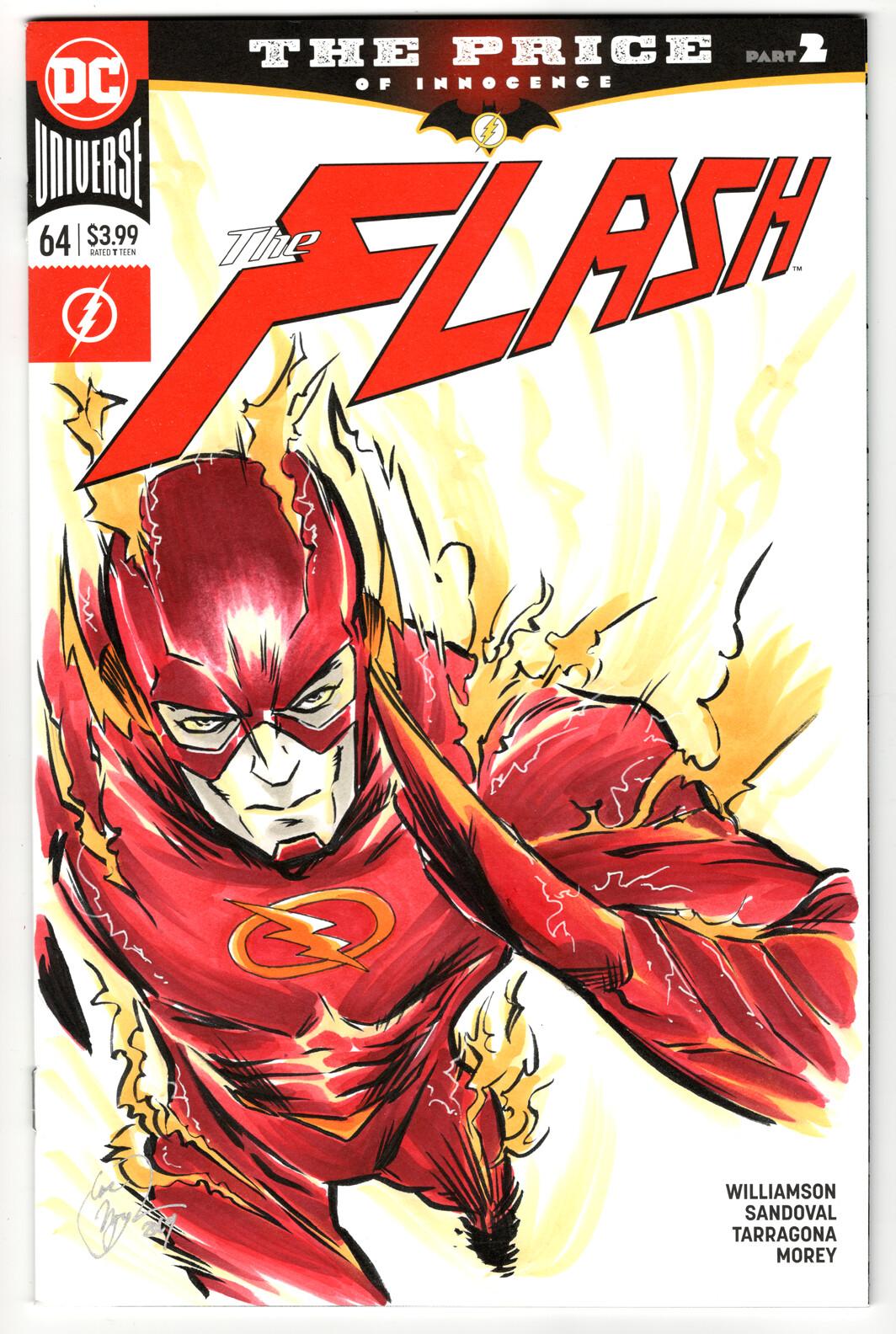 Loc nguyen 2019 04 17 the flash