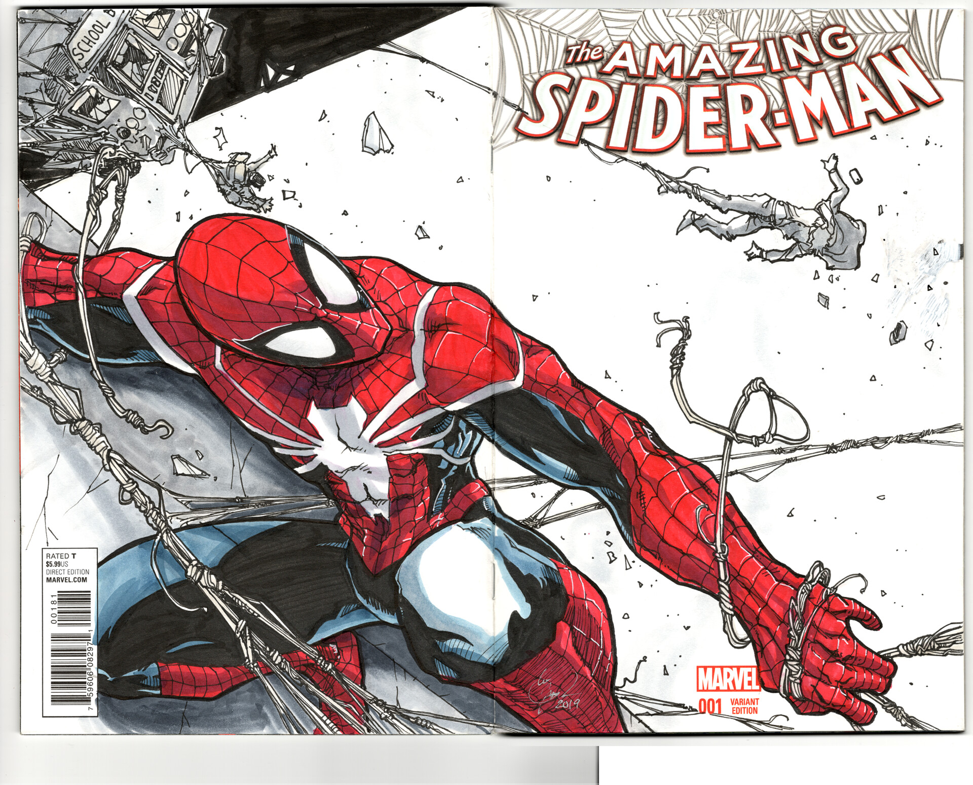 Loc nguyen 2019 04 17 amazing spider man