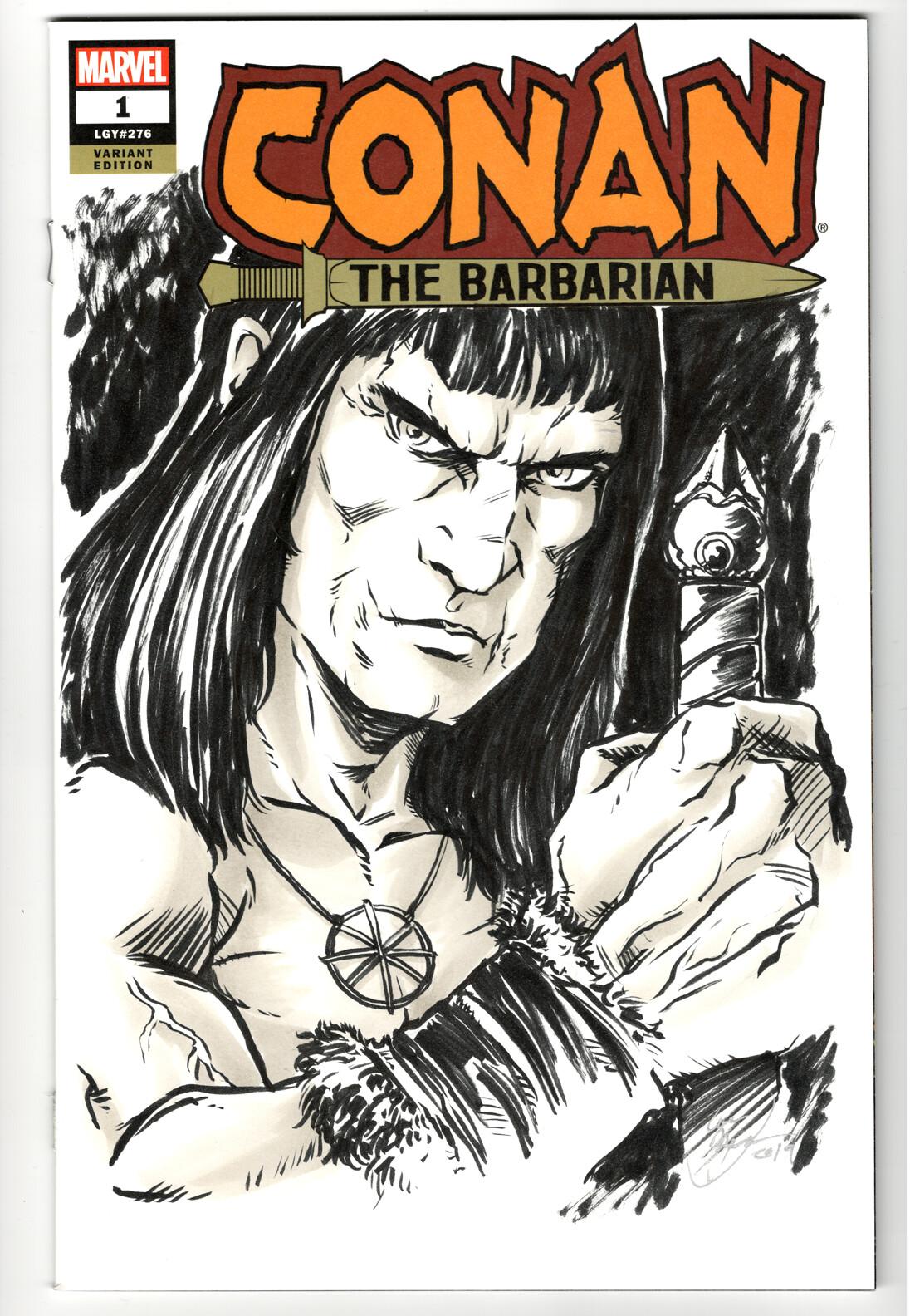 Loc nguyen 2019 04 17 conan the barbarian