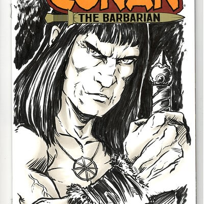 Loc nguyen 2019 04 17 conan the barbarian