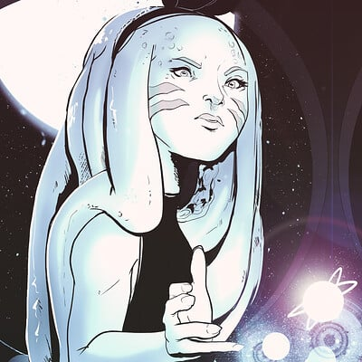 Zyralynn malena santos ayu con holograma