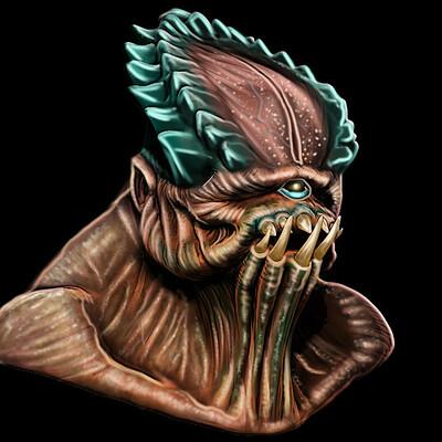 Spuke 3d creature clr concept copy