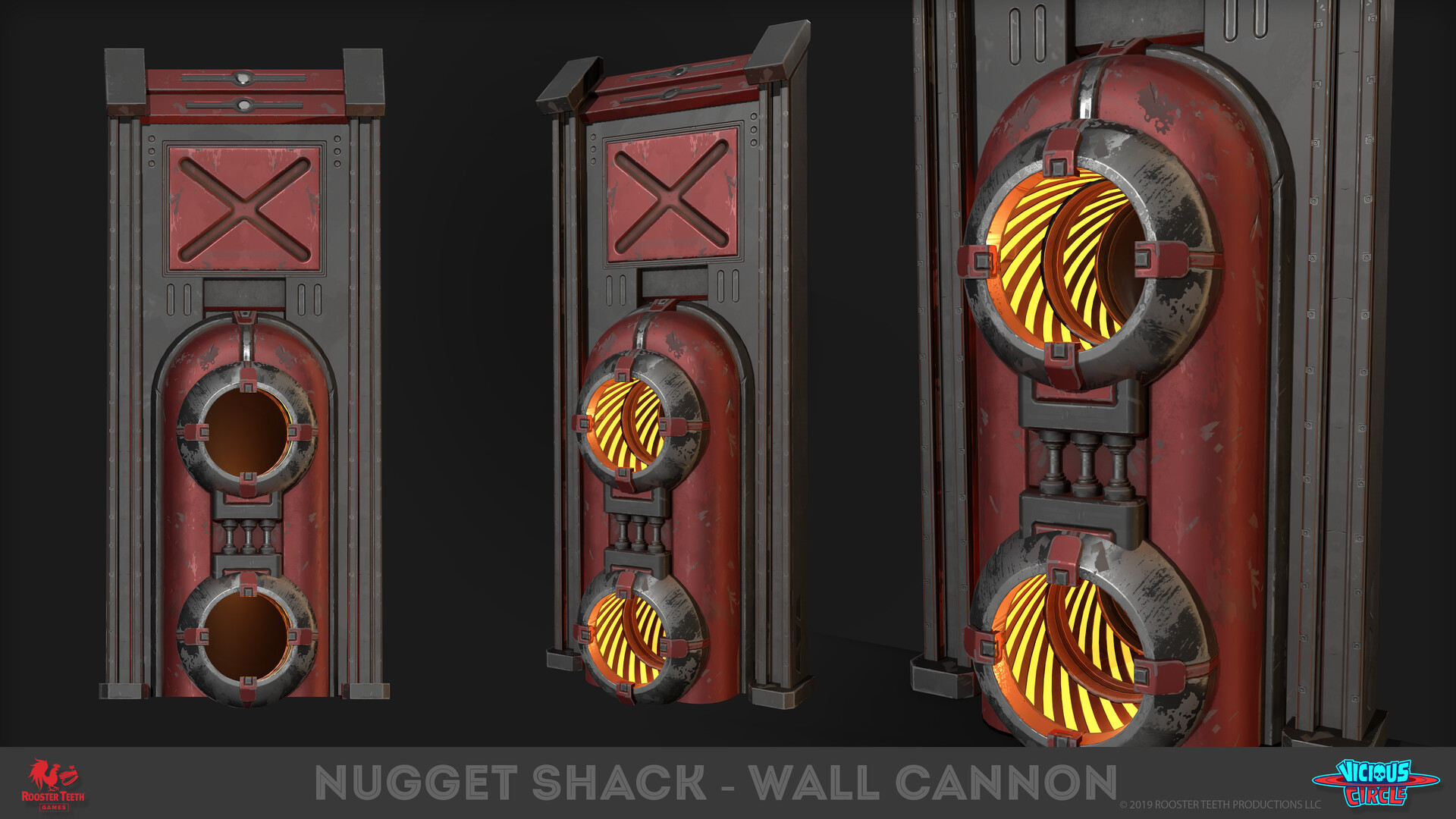Markel milanes nuggetshack wallcannon 05