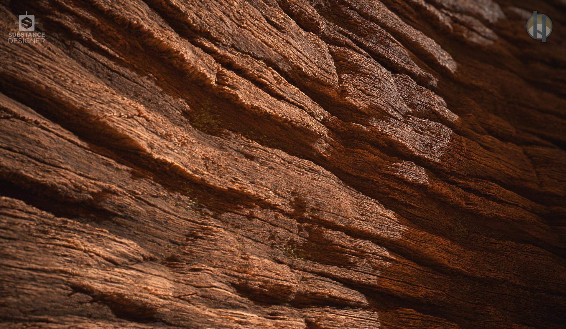 Justin hrala cliff rock sandstone rough wide