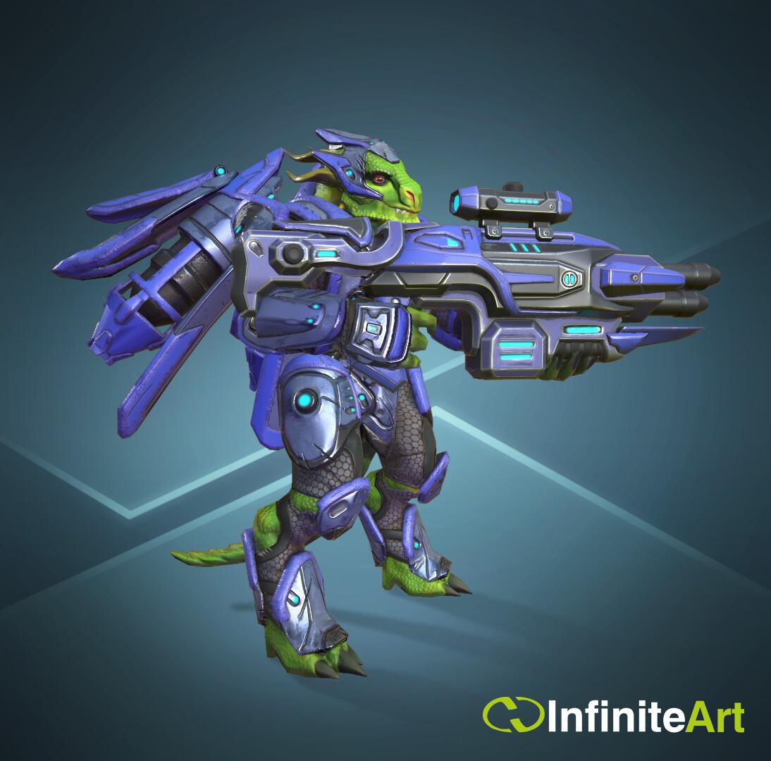 Cyber Dragon1