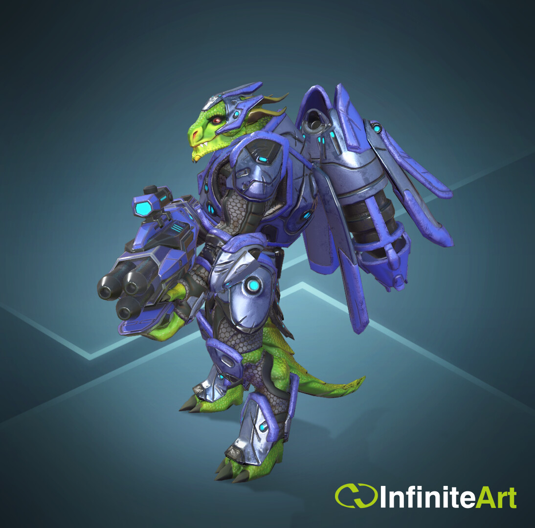 Cyber Dragon2