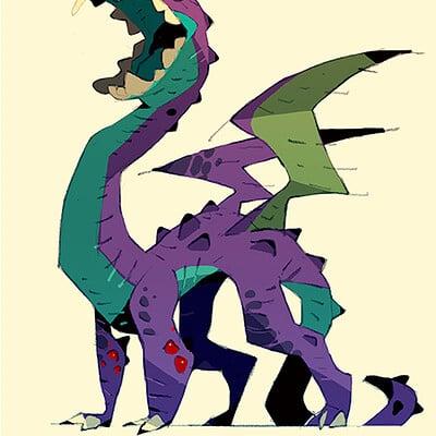 Satoshi matsuura 2019 08 07 poison dragon s