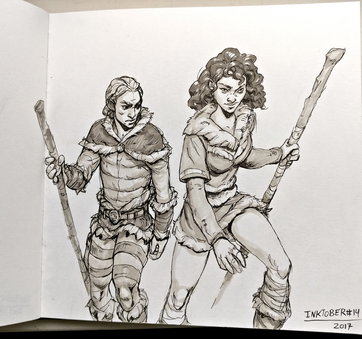Day 14: Fierce